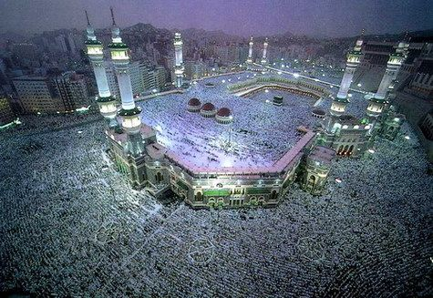Le pélerinage à la Mecque