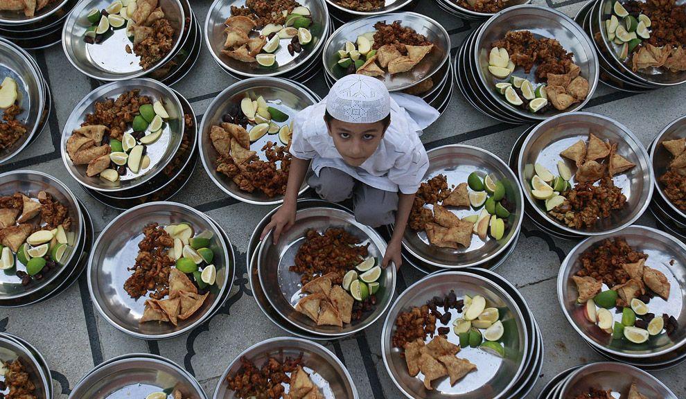 Repas durant le Ramadan